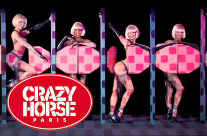 Crazy Horse Paris - Forever Crazy