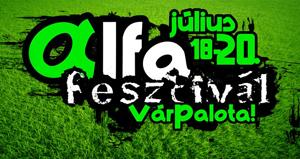 Alfa Fesztivál 2013