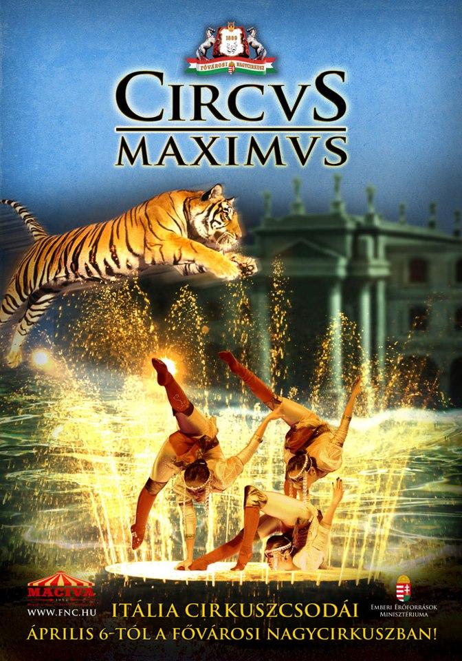 Circus Maximus - Itália cirkuszcsodái