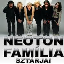 Neoton Família Sztárjai koncert
