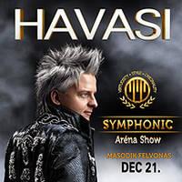 Havasi Balázs Symphonic Aréna koncert