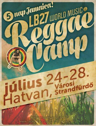 Reggae Camp 2013