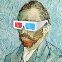 Van Gogh Kiállítás 3D