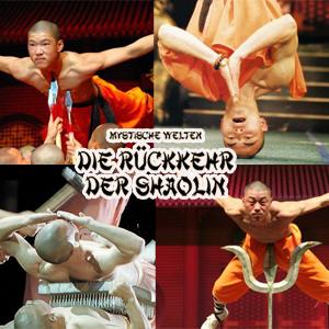 Mönche des Shaolin Kung Fu Show
