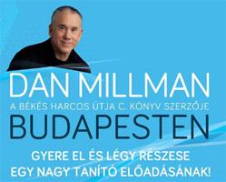 Dan Millman Budapesten