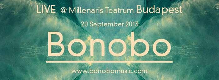 Bonobo koncert