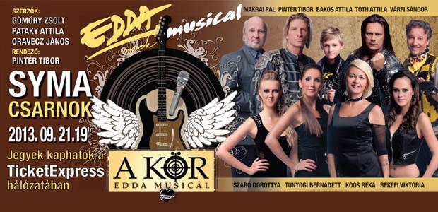 EDDA musical turné - A KÖR
