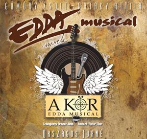 A KÖR - EDDA musical - MKB Aréna Sopron