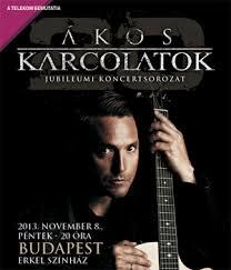 Ákos Karcolatok 20 koncert turné