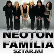 Neoton Família koncert
