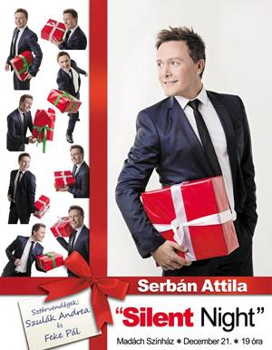 Serbán Attila - Silent Night koncert