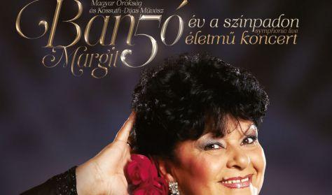 Bangó Margit koncert 2016
