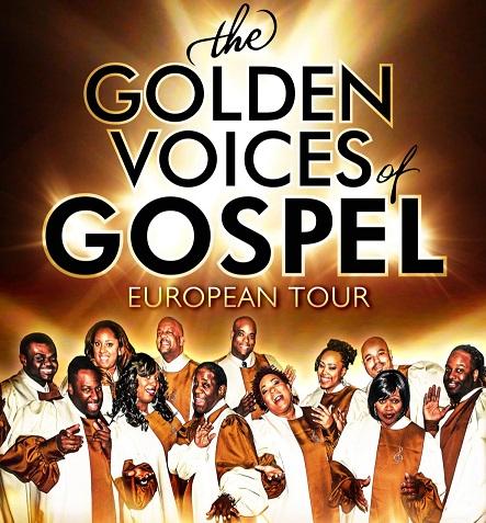 The Golden Voices of Gospel koncert