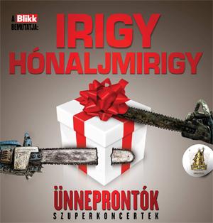Irigy Hónaljmirigy koncert