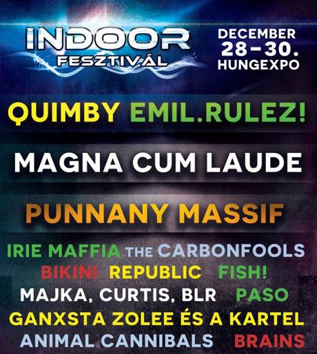 Indoor Fesztivál 2013