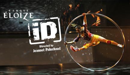 Cirque Éloizé - Jegyek -  Aréna - 2014