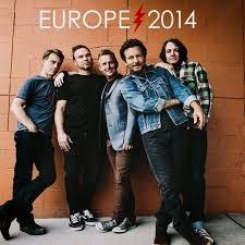 Pearl Jam koncert 2014