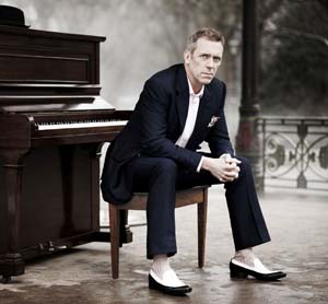 Hugh Laurie with The Copper Bottom Band koncert
