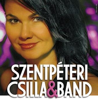 Szentpéteri Csilla Band koncert - Budapest, Siófok, Veszprém, Fertőrákos