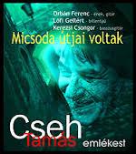 Cseh Tamás emlékkoncert