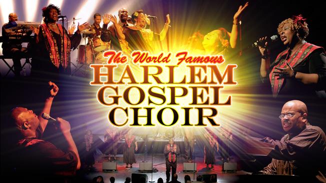 The Harlem Gospel Choir koncert Budapesten