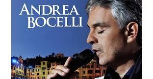 Andrea Bocelli koncert 2014