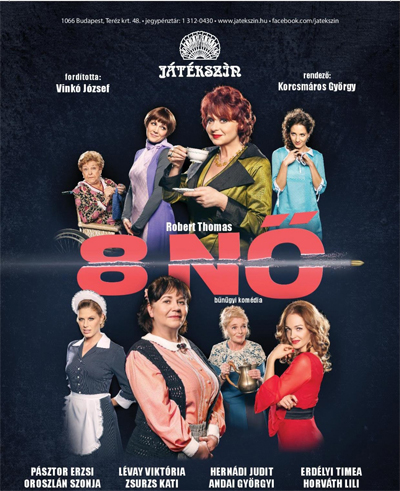 Nyolc nő - 8 nő