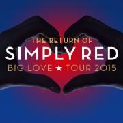 Simply Red koncert 2015 - Jegyek
