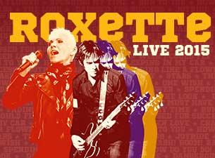 Roxette koncert - Jegyvásárlás itt!