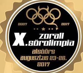 Zorall Sörolimpia 2017