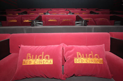 Buda Bed Cinema - Ágymozi