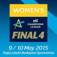 WOMEN'S EHF FINAL4 - Női kézilabda