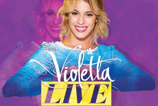 Violetta koncert - Disney Violetta Live koncert 2015 BÉCS - Jegyárak és jegyvásárlás