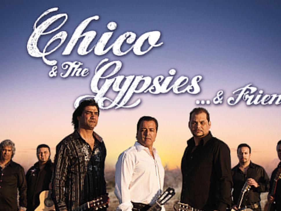Chico & The Gypsies koncert 2015 - Margitszigeti Szabadtéri Színpad - Jegyek