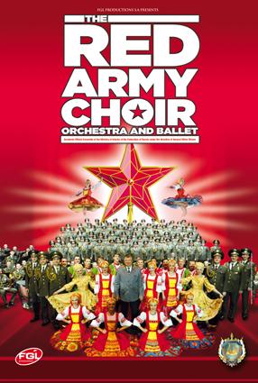 Red Army Choir koncert - Az orosz kórus - Győr