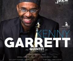 Kenny Garret Quintett koncert 2015 - Jegyek