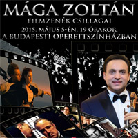 Mága Zoltán és Barátai-Filmzenék Csillagai
