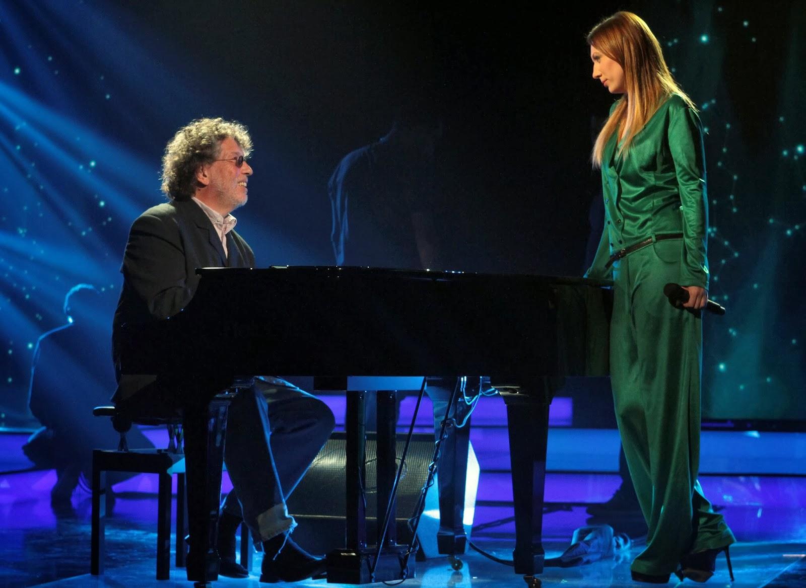 Presser Gábor és Rúzsa Magdi duett koncertje