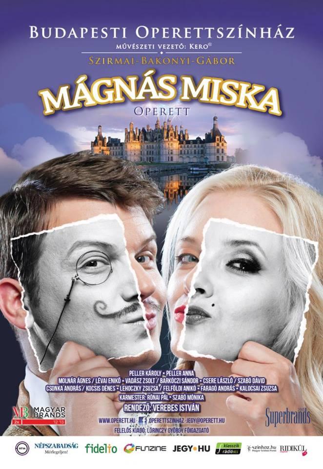 Mágnás Miska - Operettszínház