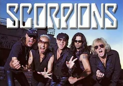 Scorpions koncert 2016
