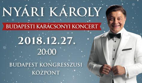 Nyári Károly lemezbemutató koncert -