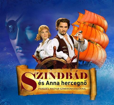 Szindbád és Anna hercegnő jégmusical