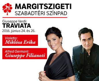 Traviata - Margitszigeti Szabadtéri Színpad