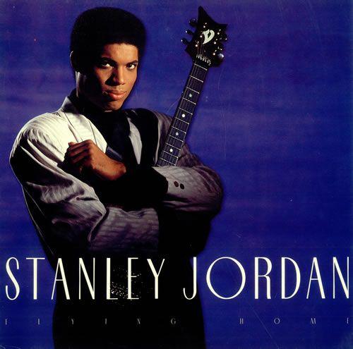 Stanley Jordan koncert Magyarországon