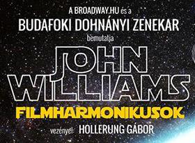 John Williams Filmharmonikusok koncert 2018