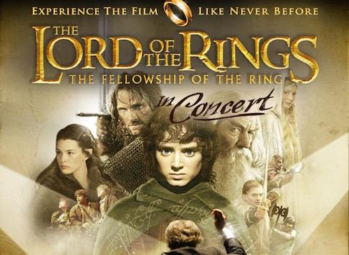 Lord Of The Rings - Gyűrűk Ura koncert - Gyűrű Szövetsége