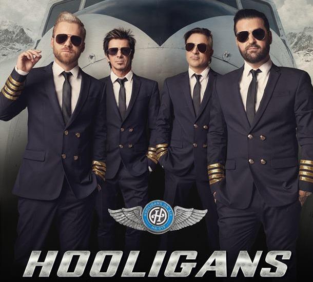 Hooligans koncert 2016