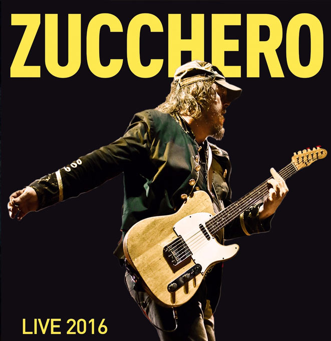 Zucchero koncert 2016