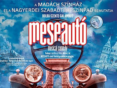 Meseautó musical