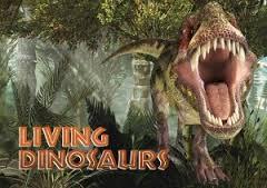 Living Dinosaurs - Dinoszurusz kiállítás